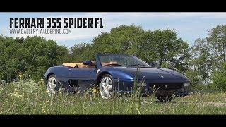 FERRARI F355 SPIDER - 1999 | GALLERY AALDERING TV
