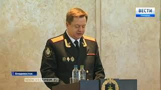 Олег Синчурин, военный прокурор ТОФ