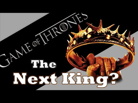 Game of Thrones - Who Gets the Iron Throne?!