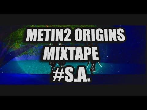 LV 105 & ITEME BOMBA! | MIXTAPE #2 - Metin2 Origins