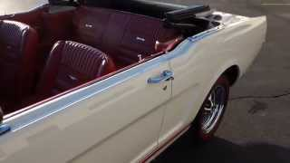 65 Mustang GT Convertible MCA GOLD WINNER @ National Muscle Cars  www NationalMuscleCars com