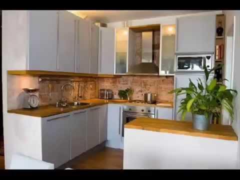 Cocinas modernas c mo lograr una cocina espectacular de - Cocinas en forma de ele ...