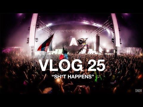 Armin VLOG #25: Sh*t Happens...