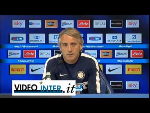 "Mancini: ""Mercato, serve qualità. Thohir, Fekir, la difesa, Alvarez, il portiere..."""