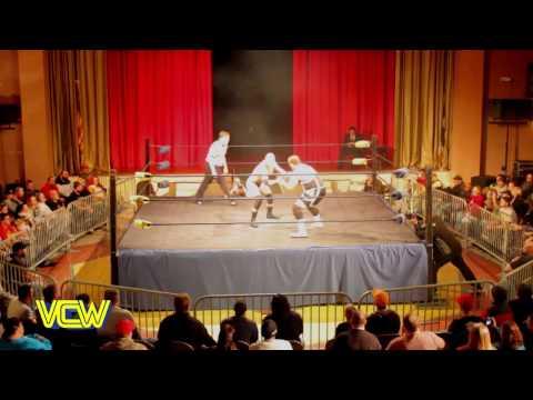 Ken Dixon vs Ryan Davidson - Vanguard Championship Wrestling