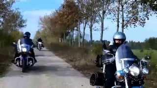 Wschodnie pogranicze na motocyklach