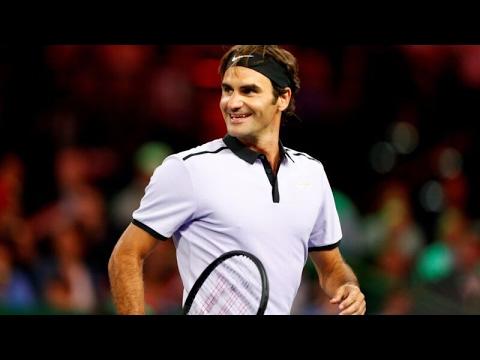 Roger Federer vs John Isner - Match for Africa 4 Highlights