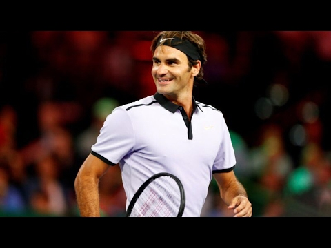 Thumbnail: Roger Federer vs John Isner - Match for Africa 4 Highlights