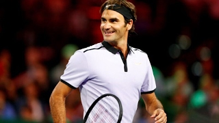 Roger Federer vs John Isner - Match for Africa 4 Highlights