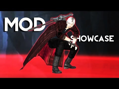 [ Mod Showcase ] Devil May Cry 4 SE: DMC5 Hud Mod thumbnail