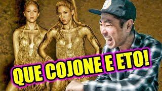 Shakira ft Nicky Jam Perro Fiel REACCION Coreano Loco
