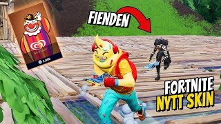 NYA 'LIL WHIP' I FORTNITE! *TÄCKER HELA DUSTY I EN RANDOM MATCH!?*