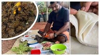 കണ്ണൂർക്കാരുടെ ഇതളപ്പവും ഷാപ്പിലെ ബീഫും/Nunnu's Vaccination/Exciting  Recipes/Kerala Vlogger/Epi-165
