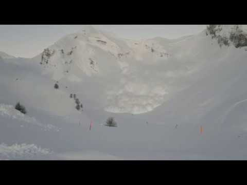 Lawinen / Avalanches 22.-24.01.2018