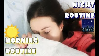 MORNING e NIGHT ROUTINE!