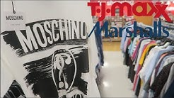 SHOPPING for STEALS & DEALS at TJ MAXX & MARSHALLS!!