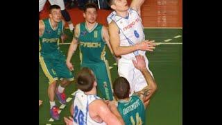 Sitnik #8 and  Mishukov #20 white, Full Game 11.11.2014