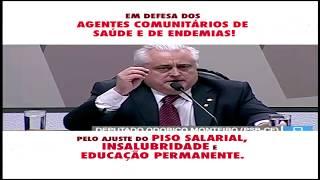 Dep. Odorico Monteiro PSB CE, faz defesa dos agentes comunitários de saúde e de endemias!