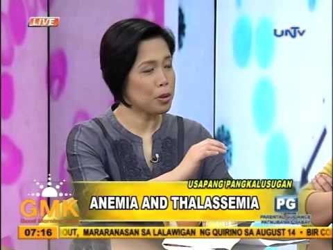 Anemic And Alpha Thalassemia