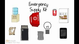 disaster preparedness for children. Julissa Catano