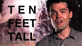 Afrojack - Ten Feet Tall (ft. Wrabel) Cover by Nathan Morris