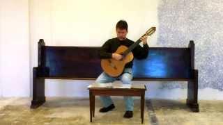 God Rest Ye Merry Gentlemen Classical Guitar, Robert Benedict, Allan Alexander