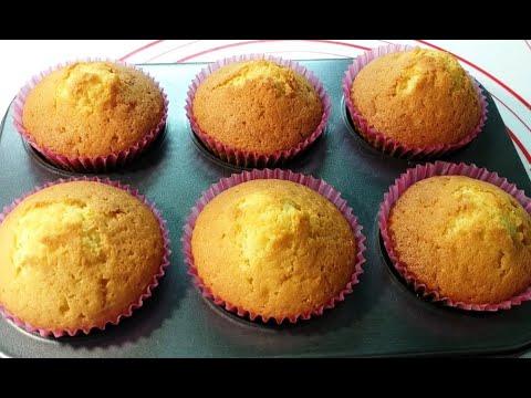 Кексы. Простой рецепт вкусных кексов без молока. Воздушные и легкие в приготовлении домашние кексы.
