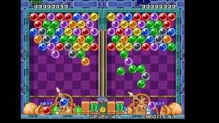 Puzzle Bobble @ Fightcade - Puzllebobbler vs fytocraft [720p/60fps]