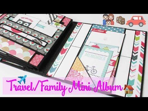 TRAVEL/FAMILY MINI ALBUM