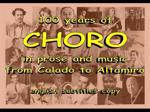 HISTÓRIA DO CHORO