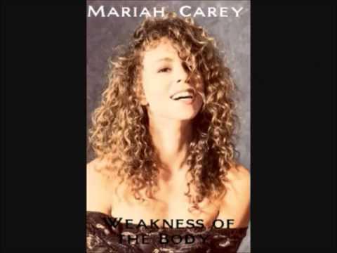 Mariah Carey singing at 16 years old (1986 Weakness of the Body ft. Brenda K. Starr)