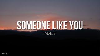 Someone like you (lyrics) - Adele [English-Spanish]