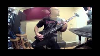 HATE ETERNAL JJ Hrubovcak - Infernus bass footage