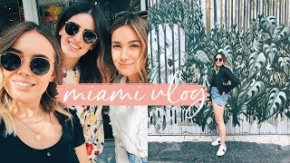 WHAT I WORE + DID IN MIAMI   Hello October Vlog