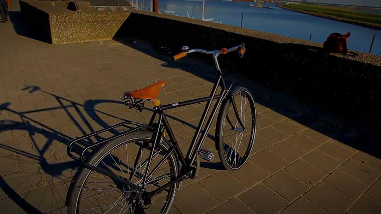 Nederlandse modulaire fiets is voor allerlei situaties …