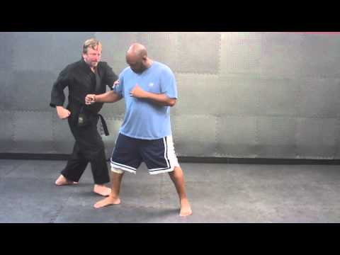 New Generation Martial Arts: Bob Fitzgerald doing deflecting hammer