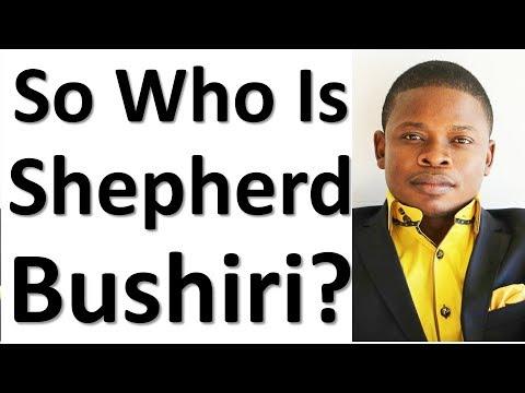 So Who Is Shepherd Bushiri?
