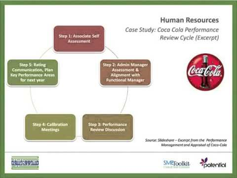 case study performance appraisal