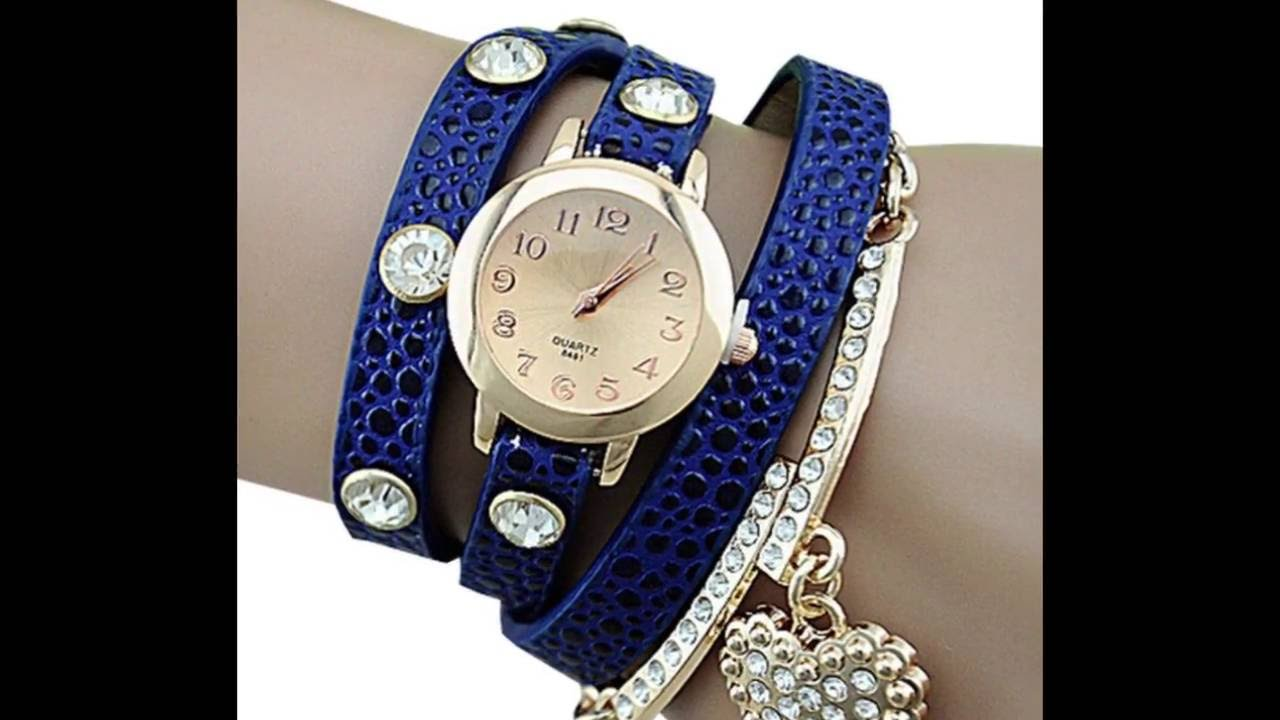 Girls latest fashion watches palepu media youtube for Watches for girls