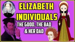 GCSE History: Key Individuals of Elizabethan England (2018)