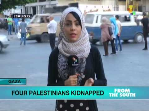 Palestine: ISIS Kidnaps 4 Hamas Supporters