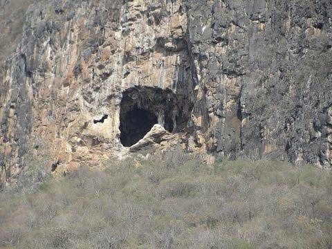 No van a creer lo que se encontró en esta cueva. :o Santiago tuxtla Ver.