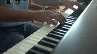 The Quiet American piano solo 3