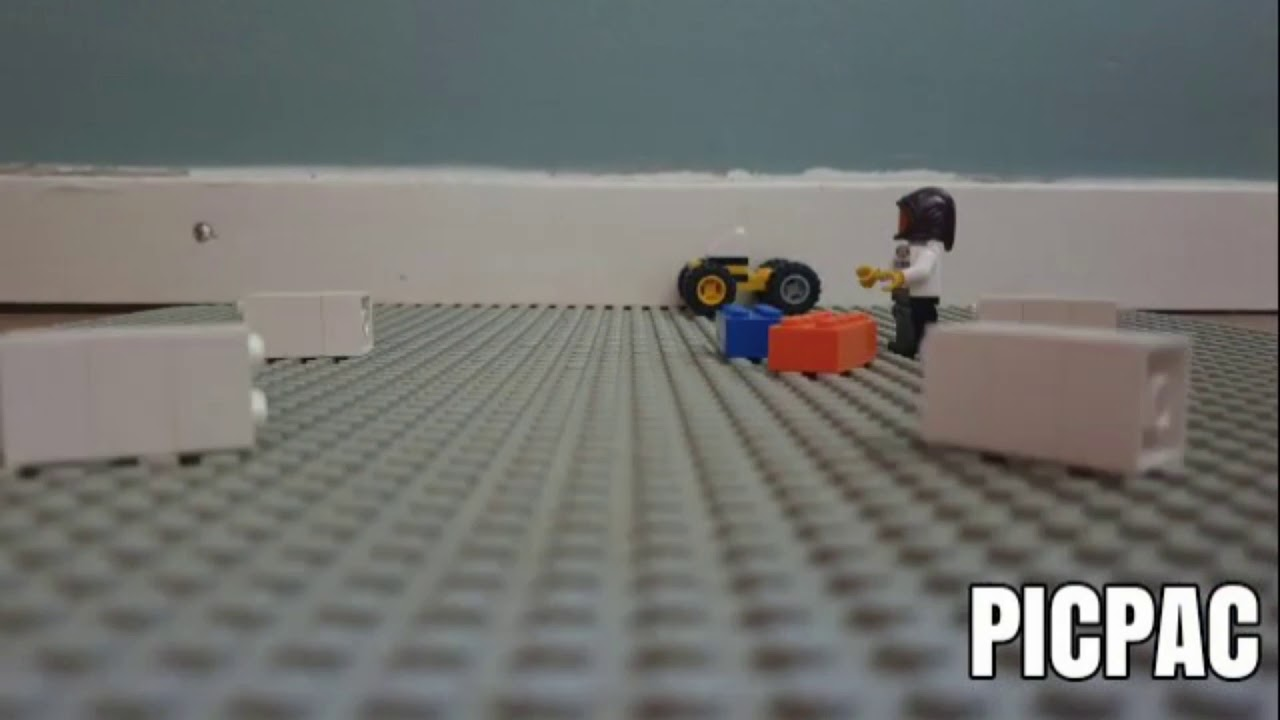 LEGO Stop Motion #1