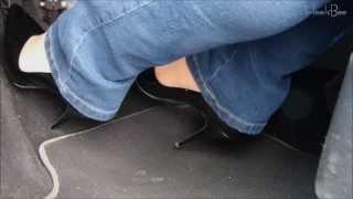 Snapshot 15 Driving In High Stiletto Heels