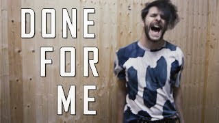 Charlie Puth - Done For Me (ROCK COVER)