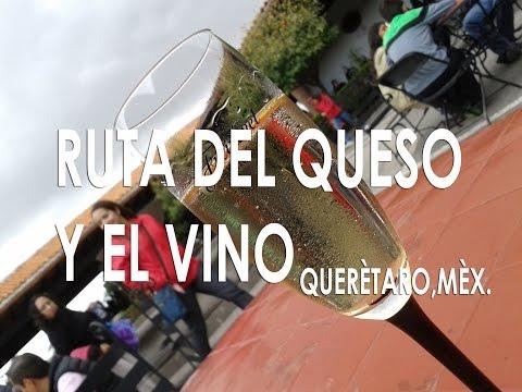 Tour Ruta del Queso y el Vino @QUERÉTARO, MÉX. 18.10.2015 Cavas Freixenet