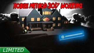 ROBLOX   How to get FREE ROBUX on ROBLOX FAST & EASY ( WORKING ) *2017*