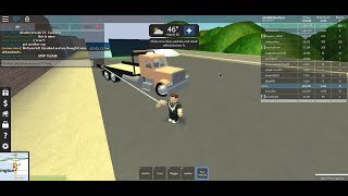 Roblox Ultimate Driving Westover Tow truckers Day at work