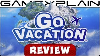 Go Vacation - REVIEW (Nintendo Switch)